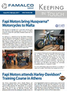 Famalco January Newsletter 2017