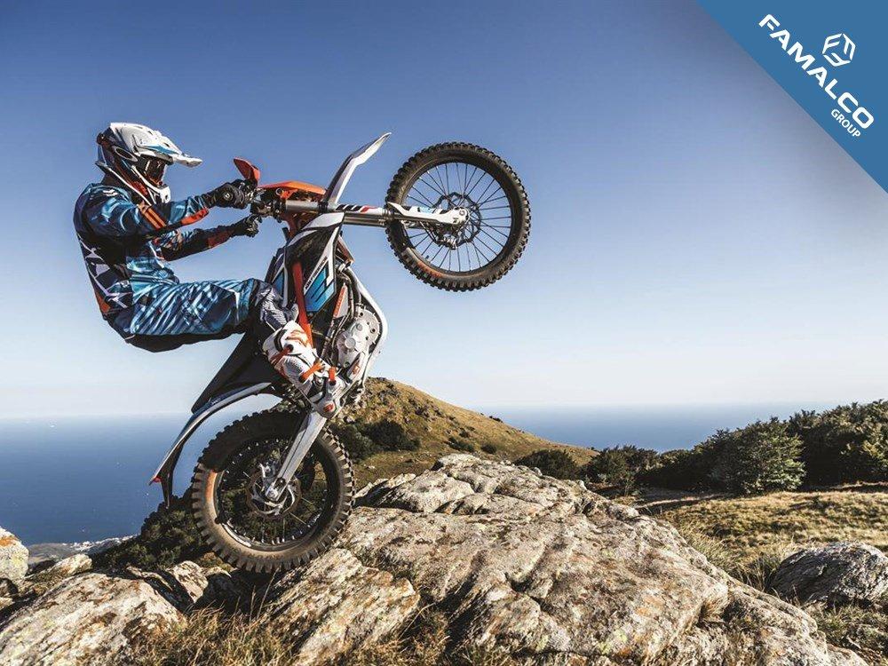 KTM FREERIDE E-XC 2018 Malta