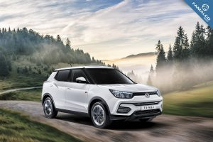 SsangYong Motor UK's most satisfying car brand