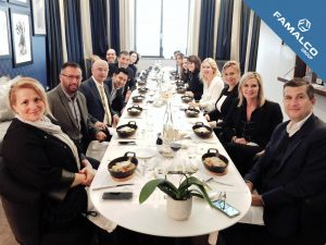 Coldwell Banker meets up in Paris