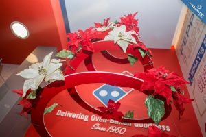 Domino's Christmas and New Year