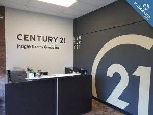 CENTURY 21 rebranding