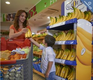 Gioia Banana- The world's favourite fruit