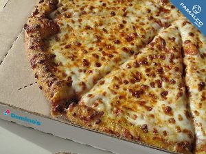 Malta Dominos National Cheese Lovers Day
