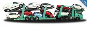 Fahrenheit - A Name as a Car carrier
