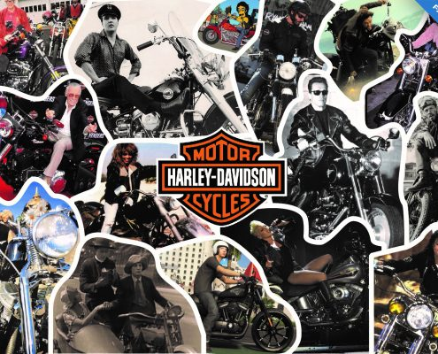 Harley-Davidson Malta Breaking into Cinema
