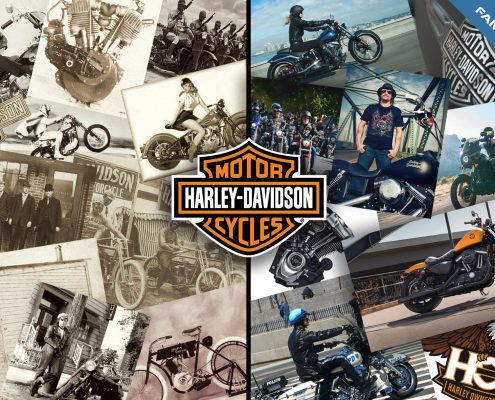 Harley-Davidson The Greatest Story on Two Wheels