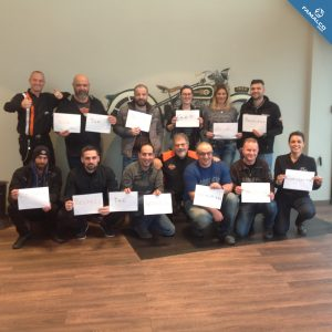 Harley-Davidson Malta Training Experience