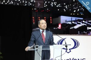 Johng-Sik Choi, President and CEO of SsangYong Motor Company.
