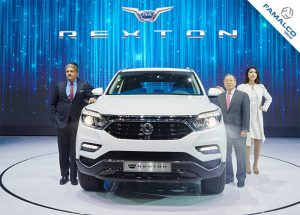 A billion Dollar investment for SsangYong