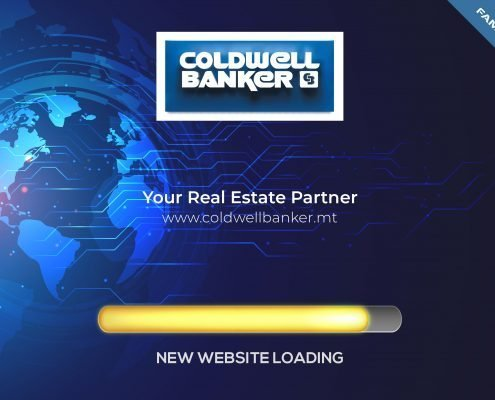 COldwell Banker Website upgrade