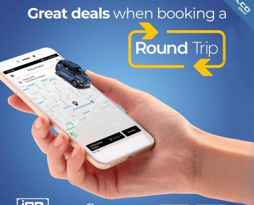 iGO Round Trip Offer