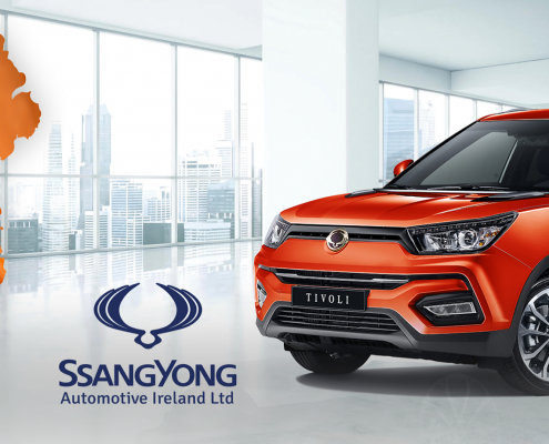 SsangYong Automotive Ireland