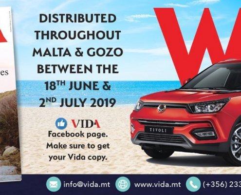 summer with Vida