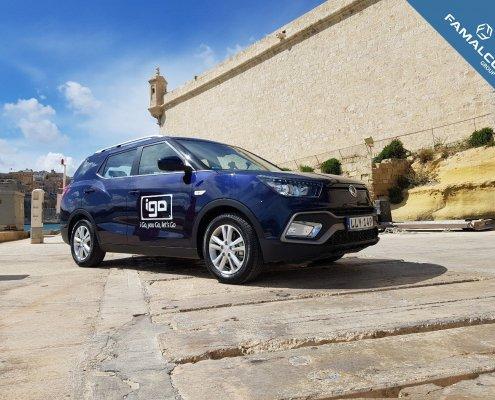 Win with iGO Taxi Malta