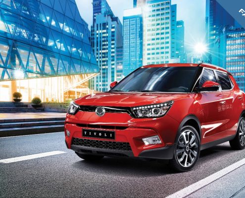 SsangYong Motor records global sales