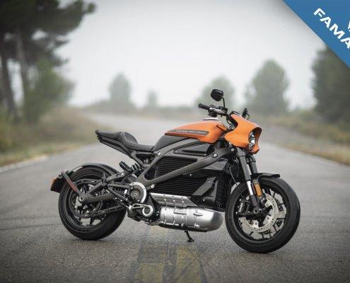 Harley-Davidson up for 2020!