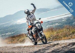 KTM Bikes at the 2019 Gibraltar Rally