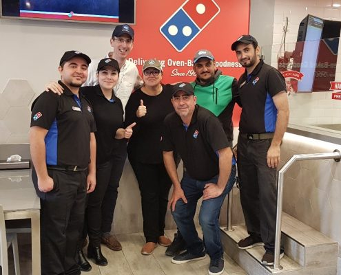 Domino's Training