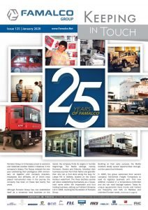 25 years of Famalco Group